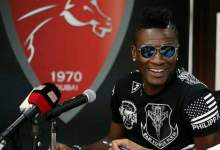 Photo of Asamoah Gyan joins Legon Cities
