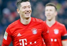 Photo of Lewandowski named UEFA Men's Player of the Year