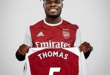 Photo of Arsenal sign Partey