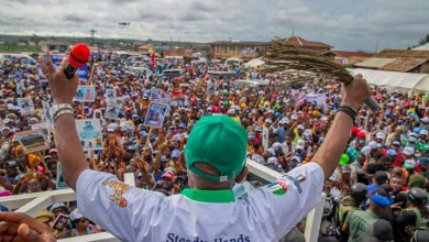 Photo of I need your vote to return to office – Akeredolu begs Ondo people