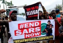 Photo of #EndSARS: SERAP threatens lawsuit over blockage of promoters' account