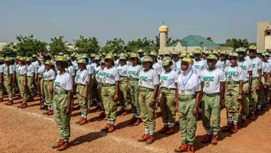 Photo of NYSC introduces Martial Arts training for Corp members on camp