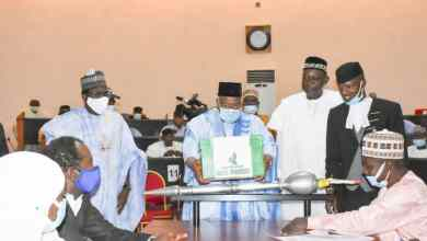 Photo of Bauchi Gov presents N213Billion 2021 budget