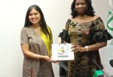 Photo of NiDCOM Chair Hosts Honourary Consul of Colombia