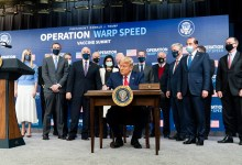 Photo of COVID-19 vaccines: Trump provides priority access to Americans