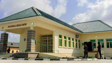 Photo of NYSC Camp: FG builds Ultramodern Medical Centre in Oyo