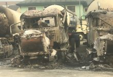 Photo of Gas explosion rocks gas plant in PortHarcourt leaving scores injured