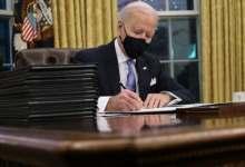 Photo of Biden reverses Trump policies, signs Executive Order