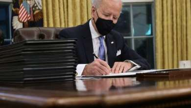 Photo of Biden reverses Trump policies, signs Executive Order