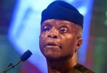 Photo of Nigeria's energy transition renewable on course, says Osinbajo