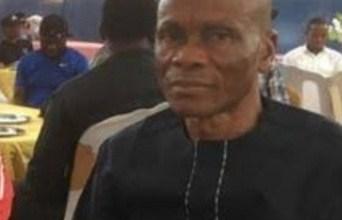 Photo of Former Nigeria International Player, Yisa Sofoluwe, is dead