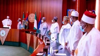 Photo of Zulum Leads Borno, Yobe Elders to Meet Buhari