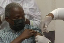 Photo of Vice President, Osinbajo Receives COVID-19 Vaccine