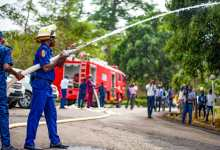 Photo of Makinde Donates Fire Truck to Ibadan Airport