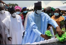 Photo of President Buhari assures job creation from new projects flagged off