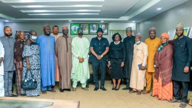 Photo of Gov. Bello Receives Minister For Humanitarian Affairs