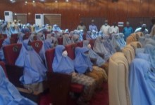 Photo of ZAMFARA ABDUCTED SCHOOL GIRLS RELEASED