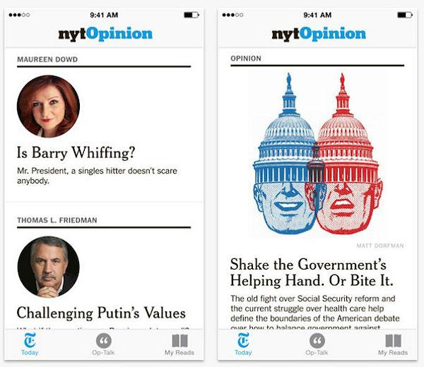 Le New York Times échoue sur ses deux produits mobile mais ne repart pas les mains vides