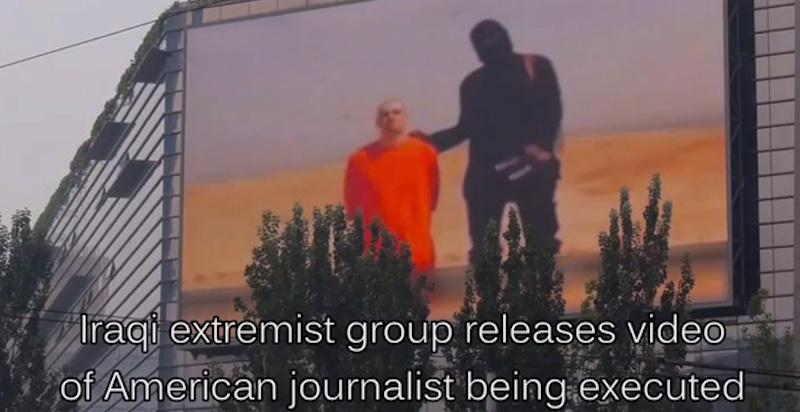 Montrer ou ne pas montrer les images: les médias choisissent. Les modérateurs, eux, les voient toutes passer.