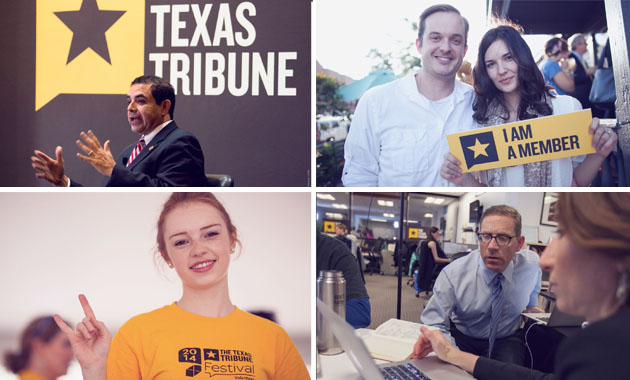 Huit leçons du Texas Tribune pour gagner de l'argent