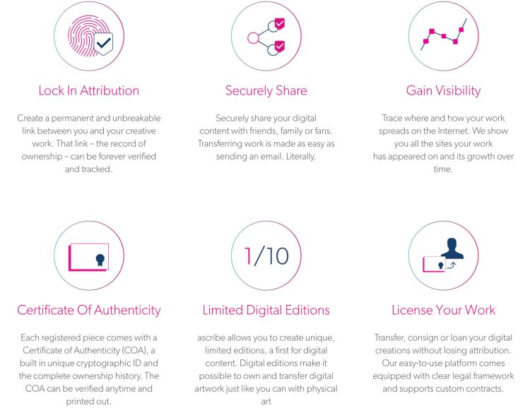 ascribe_blockchain