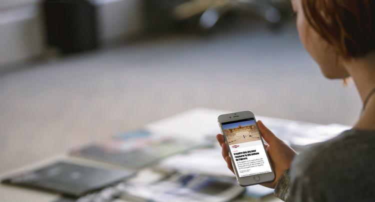 Libération dresse un premier bilan après un mois et demi de publication sur Instant Article de Facebook.