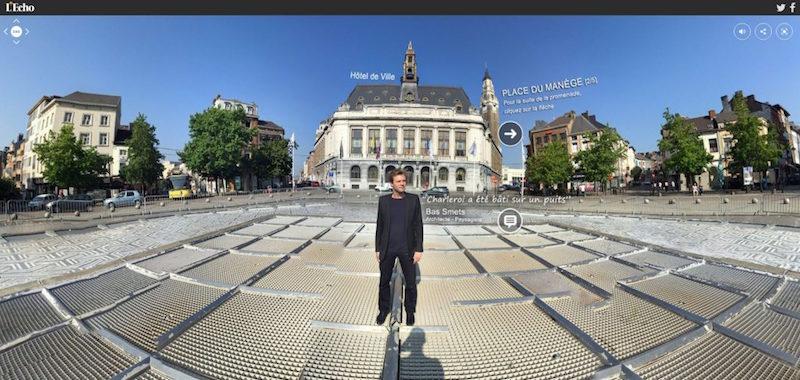 Quelques conseils pour produire des images à 360°