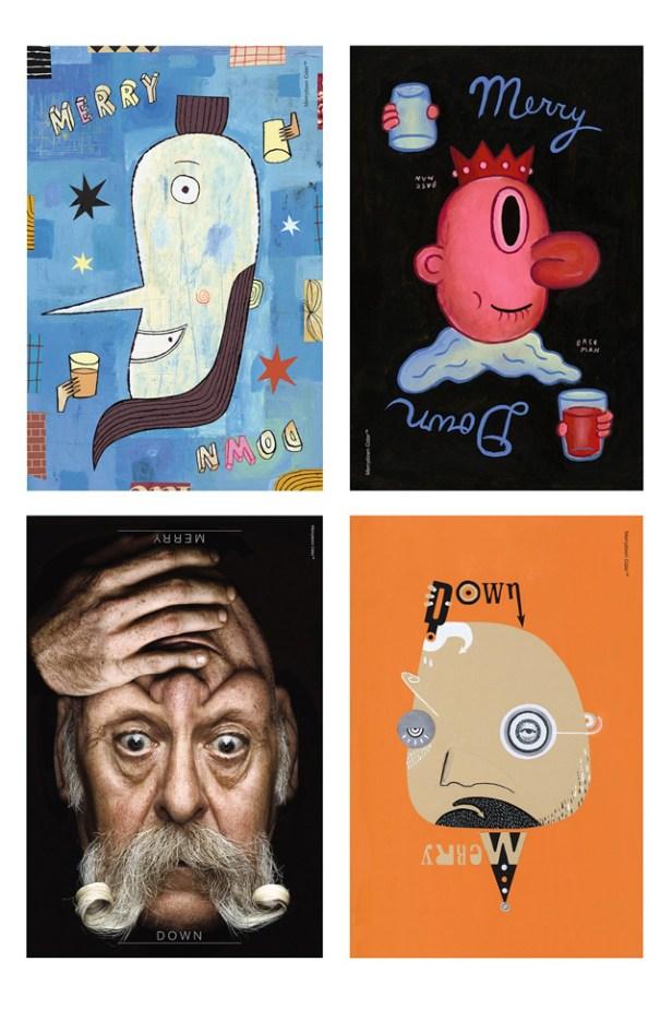 Lürzer's Archive'dan son 30 yılın en iyi ilanları: Merry Down
