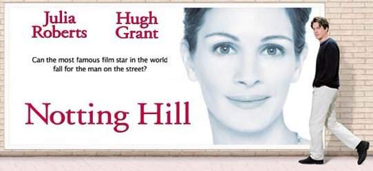Image result for notting hill movie