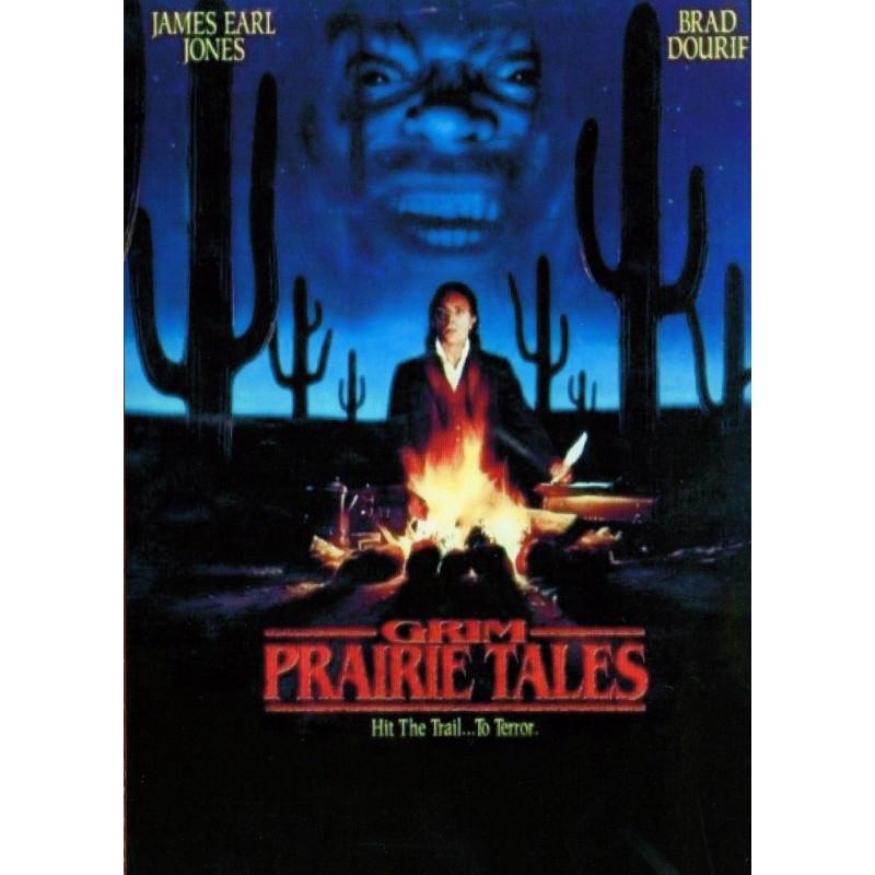 Grim Prairie Tales DVD  Media Collectibles