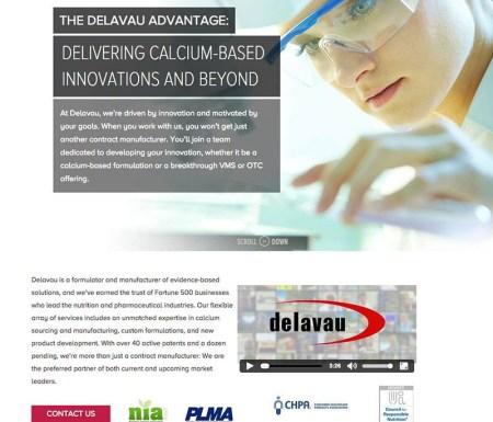 Delavau-pharma-website