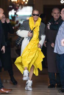 Si La Fashion Week Est Termin Line Dion Continue