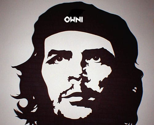 Owni Che Guevara - Crédit photo en CC : Jeremyeckhart via flickr.com