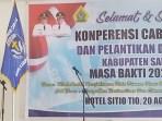 GAMKI Samosir Gelar Konferensi Cabang VI di Hotel Sitiotio