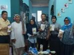 Fungsionaris Dewan UMKM Sumut bersama Pelaku UMKM di Binjai