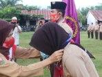 Kadisdik Palas Buka KMD Pramuka bagi Guru SD