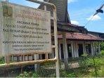 Bangunan Aset BWS Sumatera II Terlantar Belasan Tahun