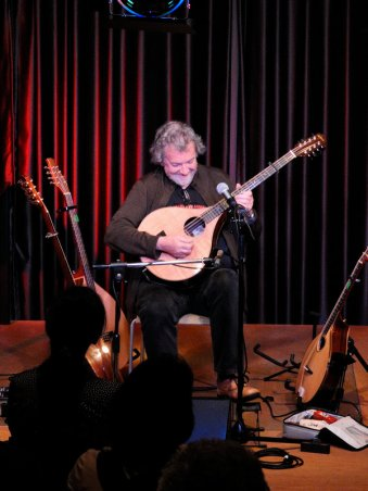 Andy Irvine, Altes Rathaus Hattingen, Oktober 2014