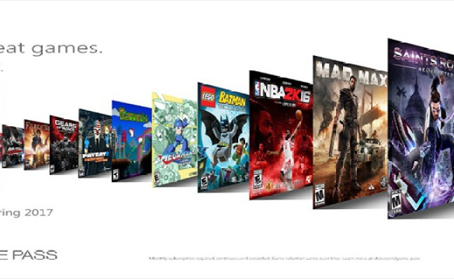 New Games Added To Xbox Games Pass Beginning July 1st
