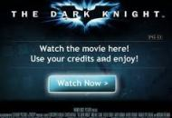 Watch Dark Knight on Facebook