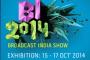 Broadcast India 2014