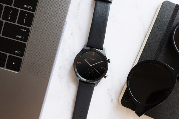 MOBVOI TicWatch C2 Platynowy Smartwatch - ceny i opinie w Media Expert