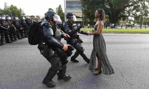 Photograph: Jonathan Bachman/Reuters