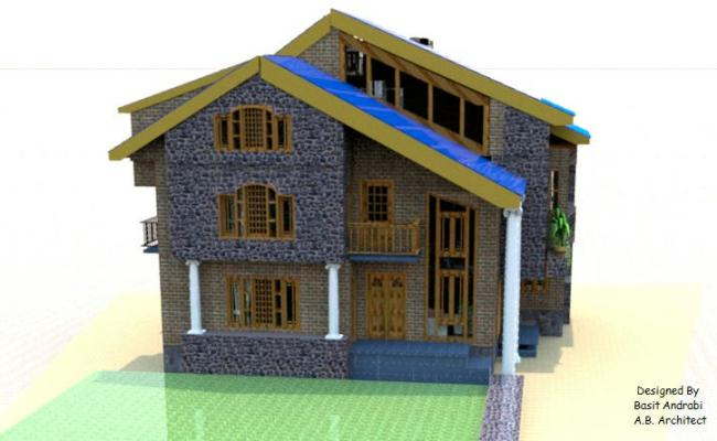 Sweet Home 3d Forum View Thread My New Kashmiri Style Home