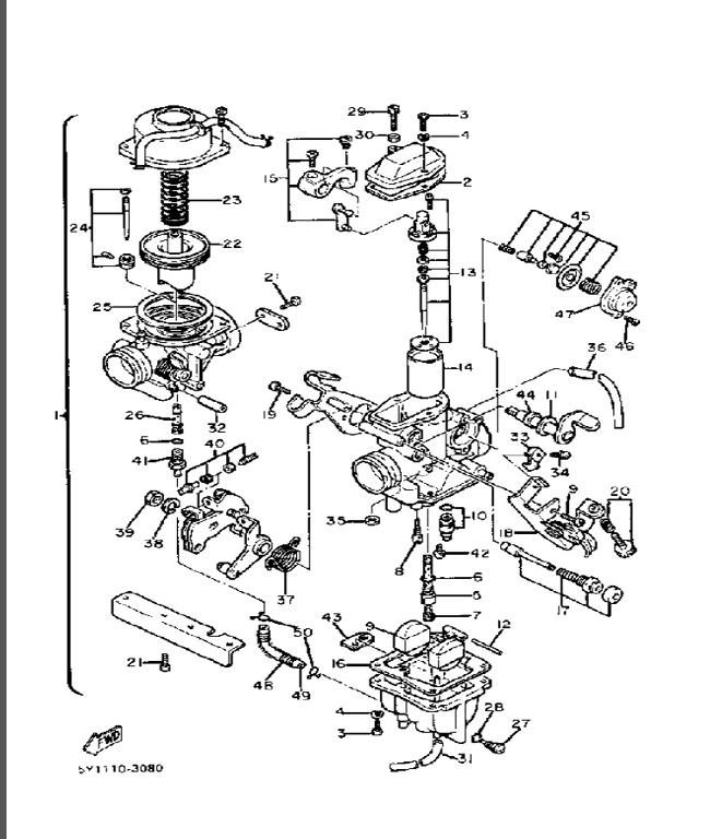 Yamaha Beartracker Cdi Wiring Diagram For Yamaha ATV