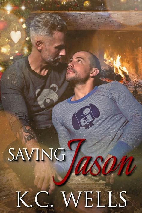 K.C. Wells - Saving Jason Cover