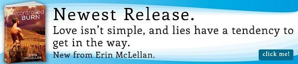 Erin McLellan - Controlled Burn Riptide Banner
