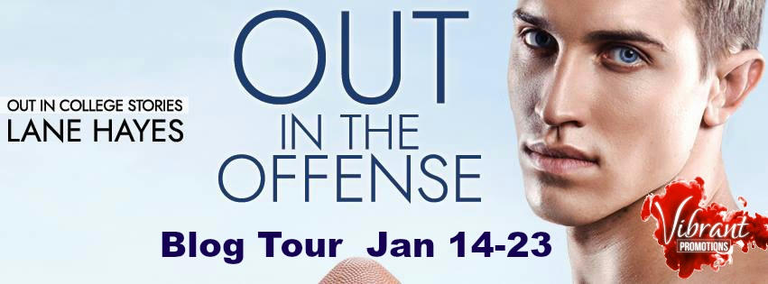 Lane Hayes - Out in the Offense Tour Banner
