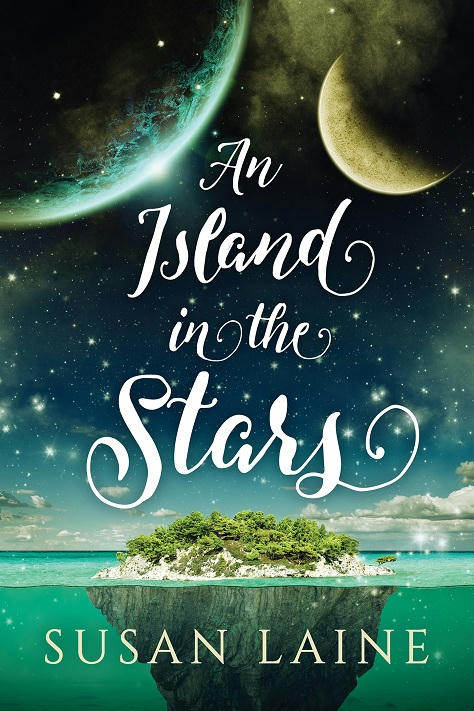 Susan Laine - An Island In the Stars Cover