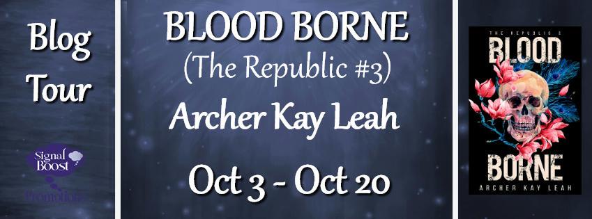 Archer Kay Leigh - Blood Borne BlogTourBanner 1